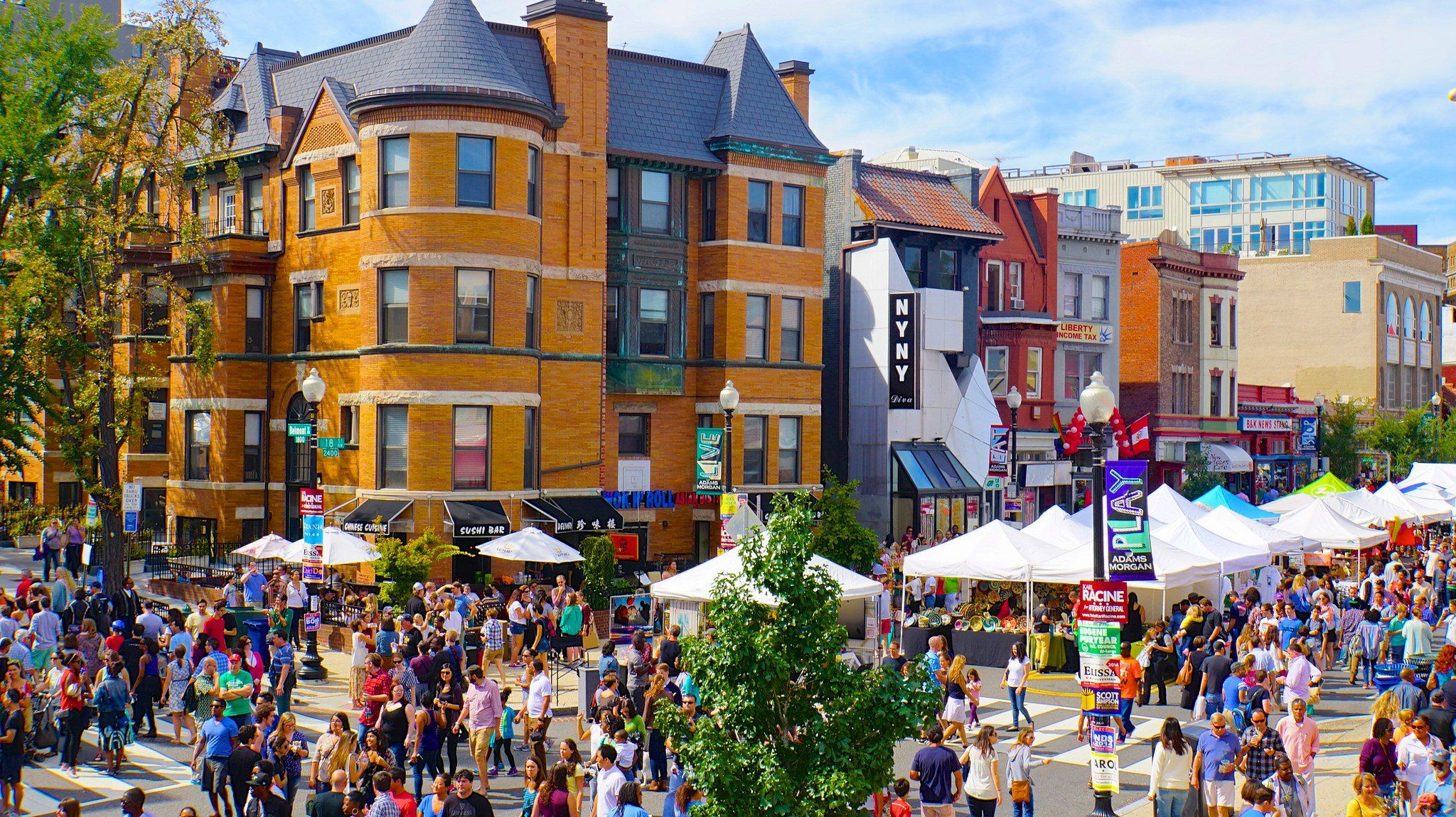 Here Are The 10 Best Places To Live In Washington Dc And Why With Images Living In Washington Dc Washington Dc Travel Washington Dc