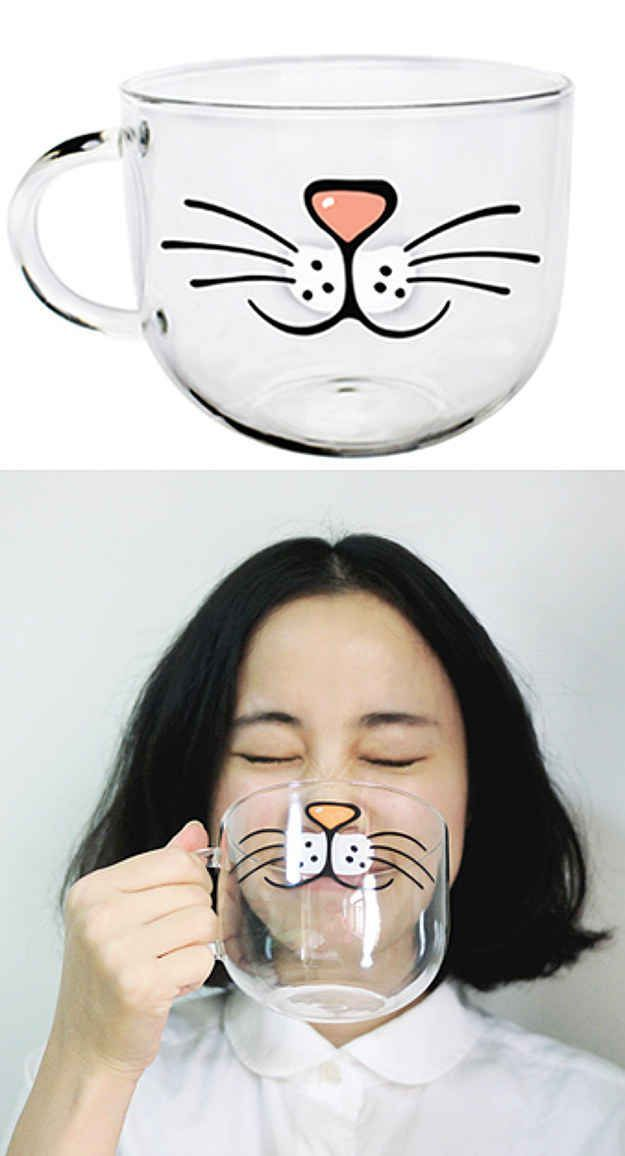 19 Perfect Mugs For All The Cat Lovers In Your Life #creativegifts