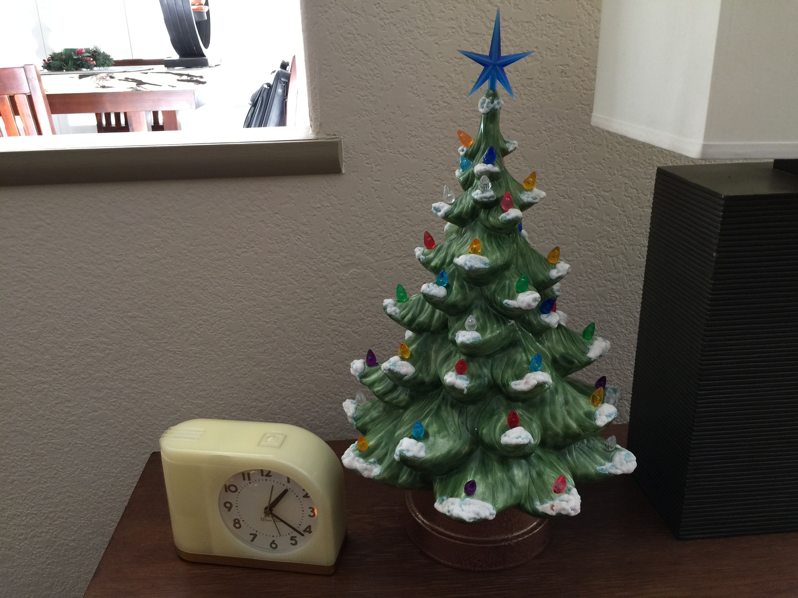 Vintage Ceramic Christmas Tree The Thrift Store Collector