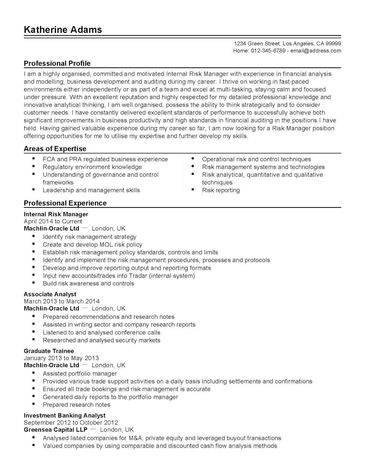 Safety Director Resume Summary 2019 Safety Director Resume Sample 2020