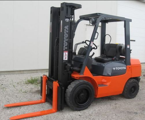 Purchase Diesel Forklift Online In Singapore From Passion