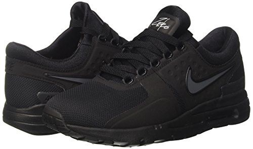 Nike 857661 012 Women W AIR MAX Zero Black Dark Grey White