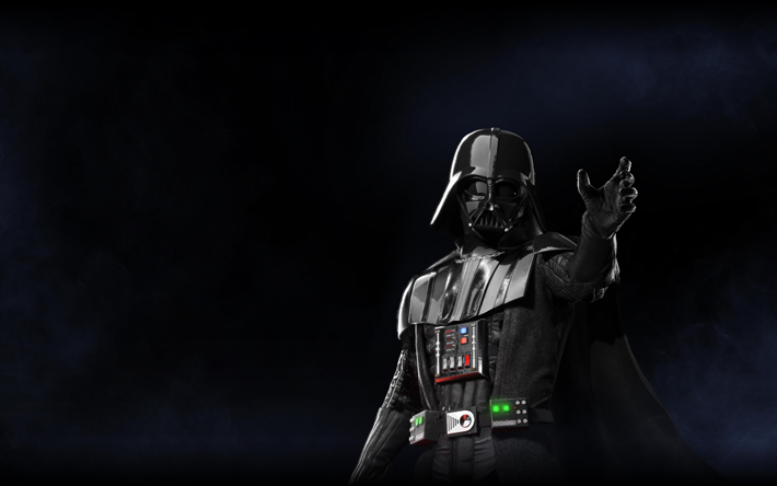 Download Wallpapers Star Wars Battlefront 2 4k 2017 Games Darth Vader Star Wars Battlefront Ii Besthqwallpapers Com Star Wars Pictures Darth Vader Wallpaper Darth Vader