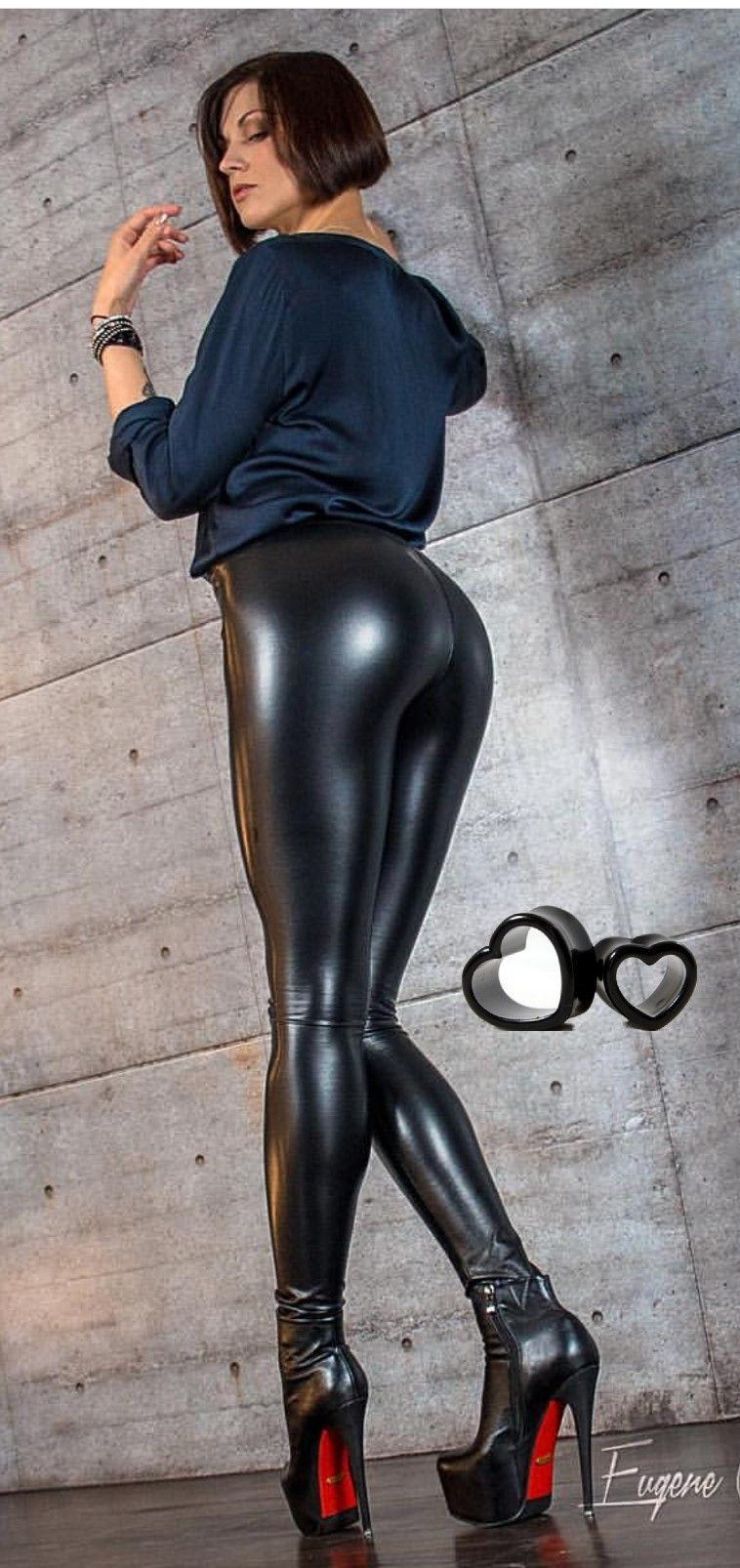 Latex Leggings Porno