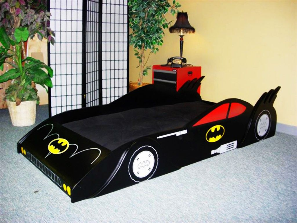 batman bedding for toddler beds cool kids bedroom with cars model batman shaped bed for