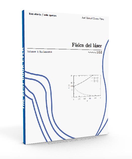 Física del láser - José Manuel Guerra Pérez - PDF  #fisica #laser #matematicas  http://librearchivo.blogspot.com/2016/02/fisica-del-laser-jose-manuel-guerra-pdf.html