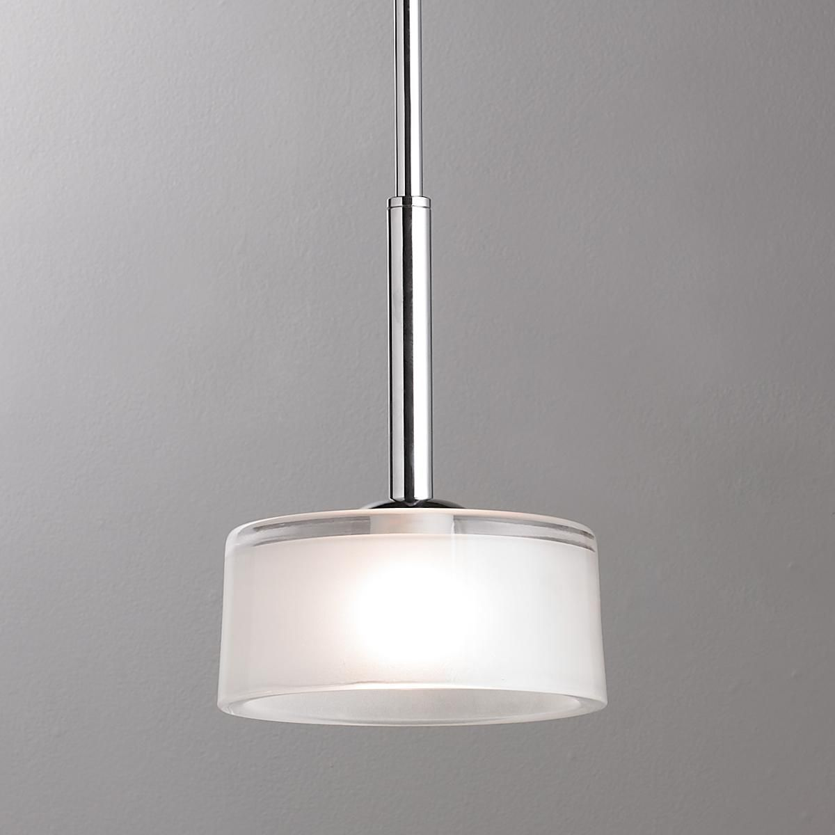 Perfect For Bathroom Vanities And Kitchens The Xenon Halogen Bulb Gives A Bright White Light Softened By Frosted Gl