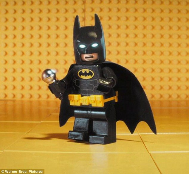 First trailer for Batman Lego movie shows off the Bat Cave | Lego ...