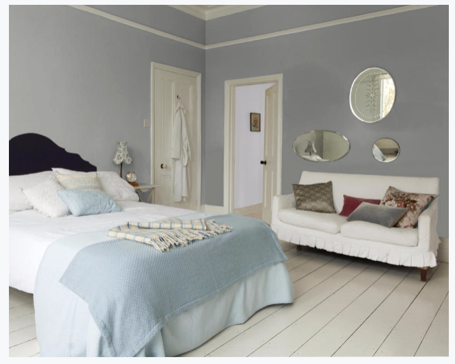 Dulux White Mist Master Bedroom New In 2019 Brick