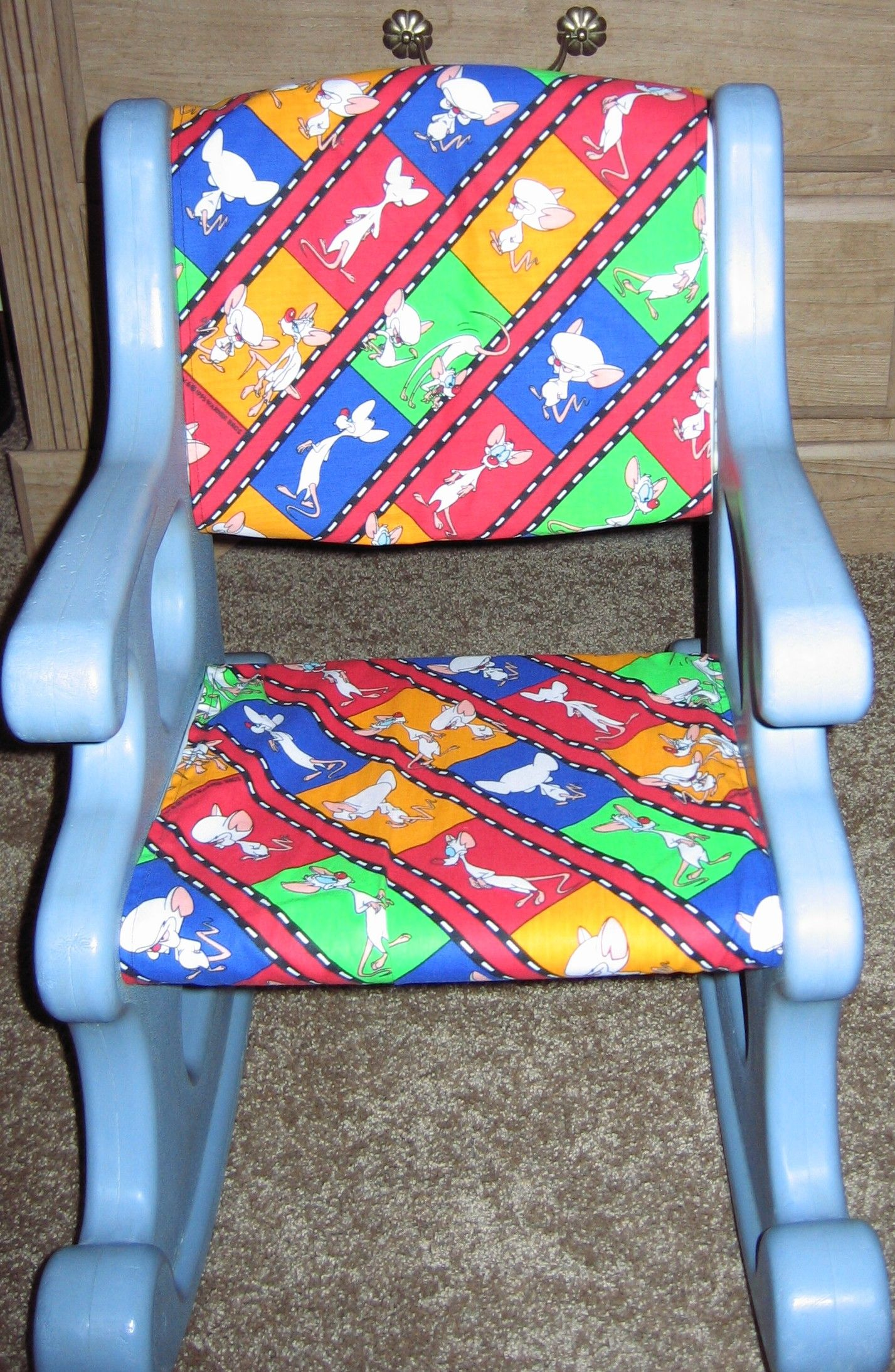 Terrific Little Tikes Rocking Chair Purchased At Consignment Store Dailytribune Chair Design For Home Dailytribuneorg