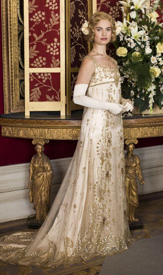 character: lady rose macclare (aldridge) | downton abbey favorites