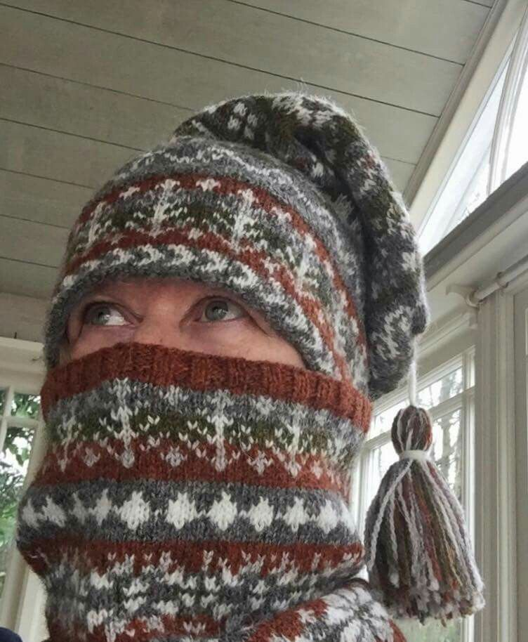 Pin by Deby on Knitting - Keps | Pinterest | Fair isles, Knit hats ...