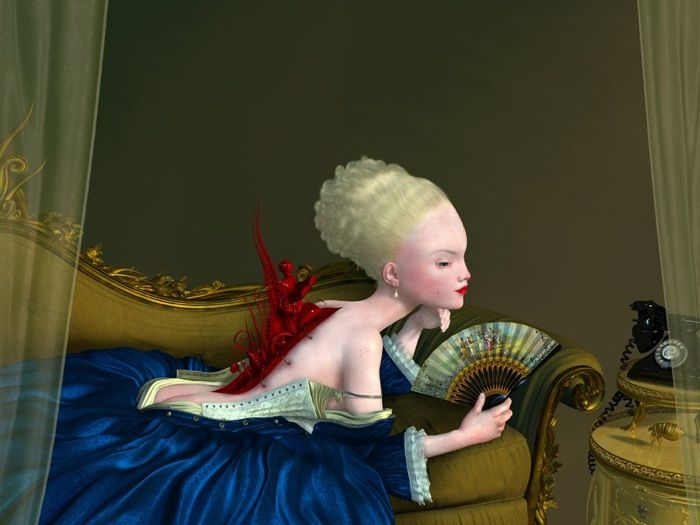 Digital Art Masterpieces - Ray Caesar (15 pieces) - My Modern Met