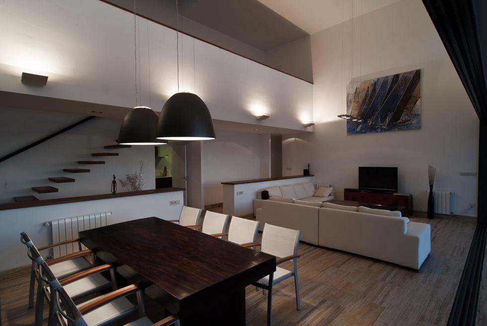 Sala De Jantar E Estar #assimeugosto #decor #interiores #decoração  #homedecor