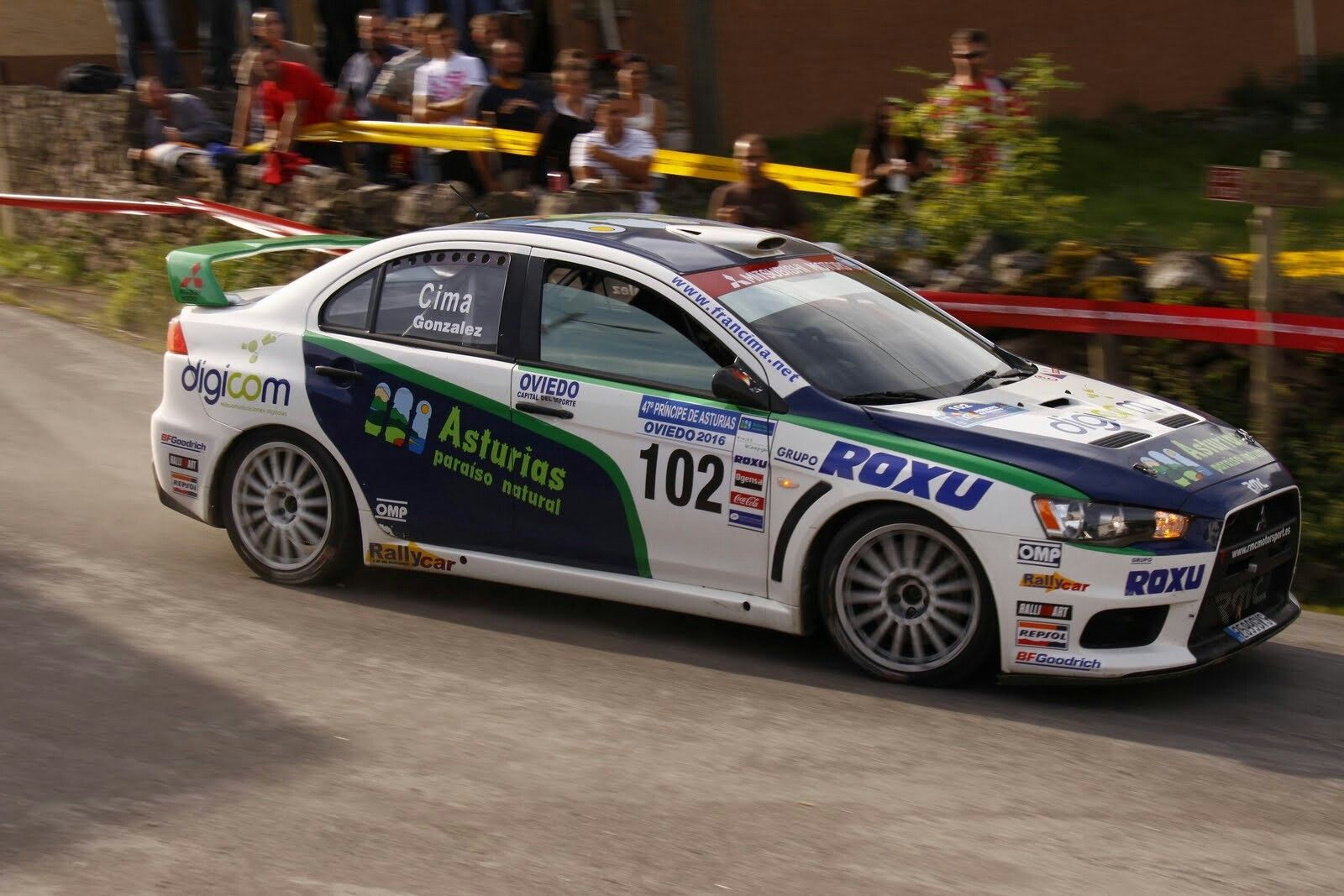 Mitsubishi Lancer Evo X Rally Car | evo | Pinterest | Mitsubishi ...