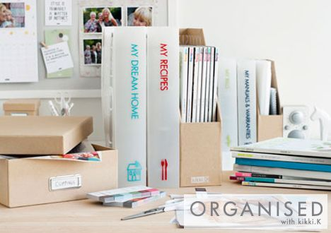 An Organised Life: Magazines //  Magazines are beautiful purchases, and something many of us love to indulge in. Although if you buy them regularly, they can start to stack up and take up much needed space whilst gathering dust. Click and read our weekly magazine organising challenge on our blog. x