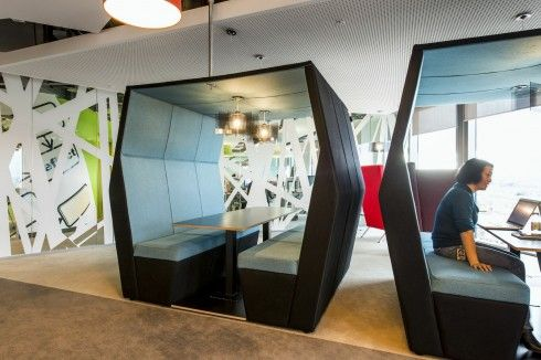 Cool Office Furniture Google Dublin Cork Ireland
