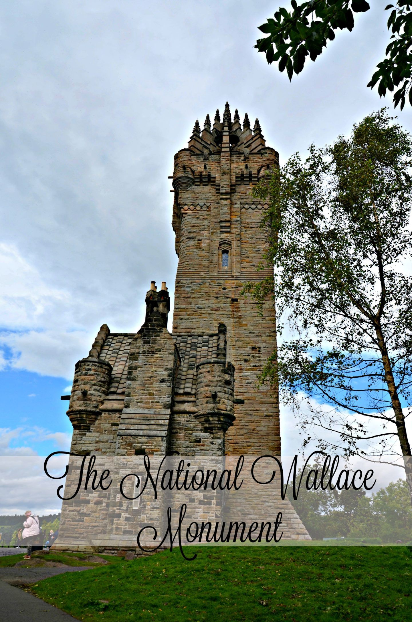 The William Wallace Monument In Stirling, Scotland, Has 246 Steps And You  Can Stop