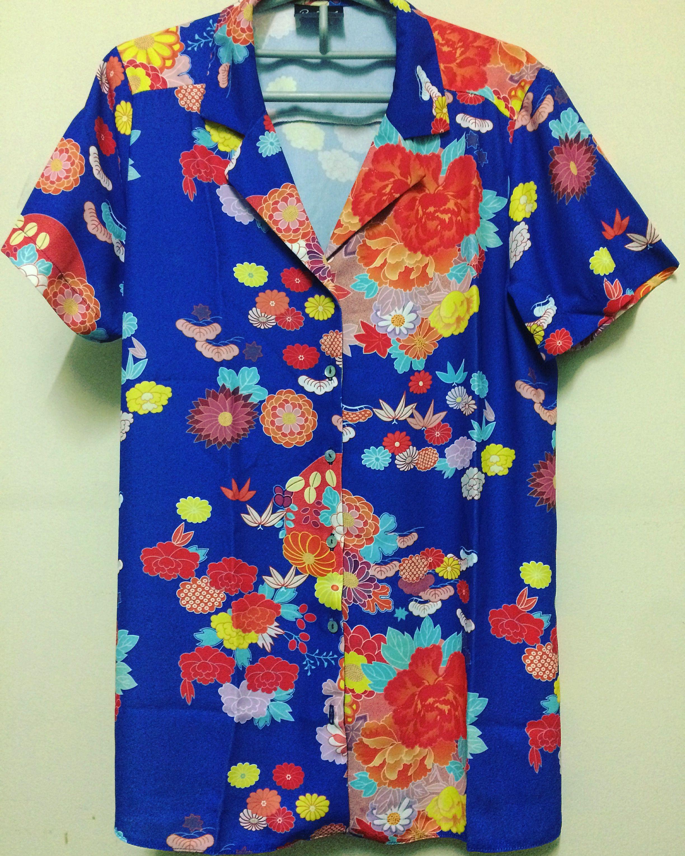 18cb8086 Reclaimed Vintage X Romeo & Juliet Hawaiian shirt 16/04/2017 ...