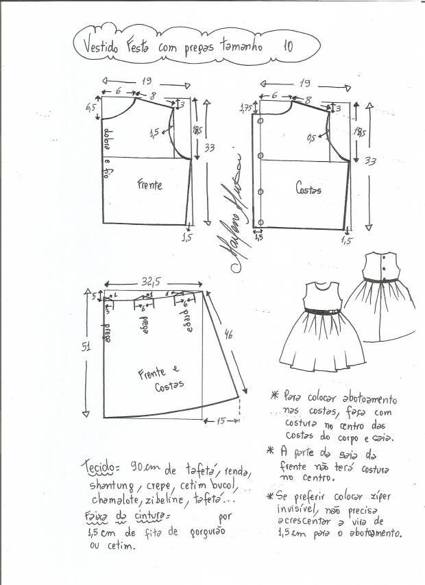 Выкройки платья для будущих мам