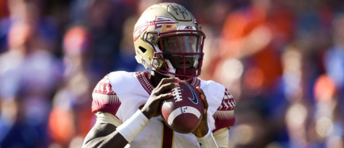 James Blackman Named Starting Quarterback For Florida State Over Alex Hornibrook Florida State King In The North Seminole