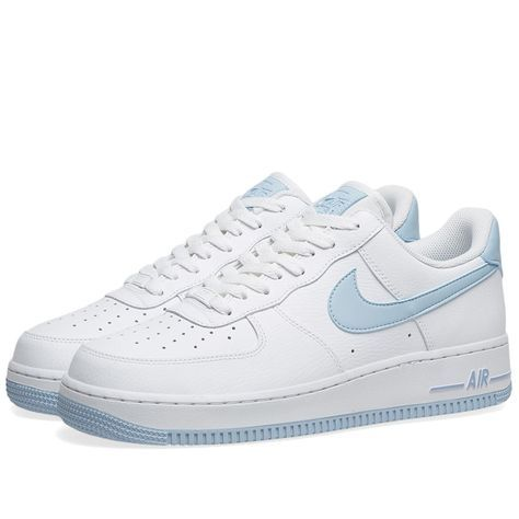 AIR FORCE 1 '07 LV8 2 Sneaker low light armory blue