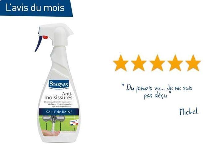 avis consommateur sur l'anti-moisissures pour joints et salle de