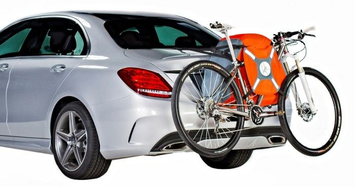 Amazing Inflatable Bike Rack From Trunkmonkey Bike Rack Bike