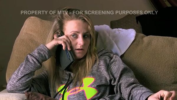 'Teen Mom 2' Recap: Leah Is Too Unstable To Pick Up Kids — Loses PrimaryCustody