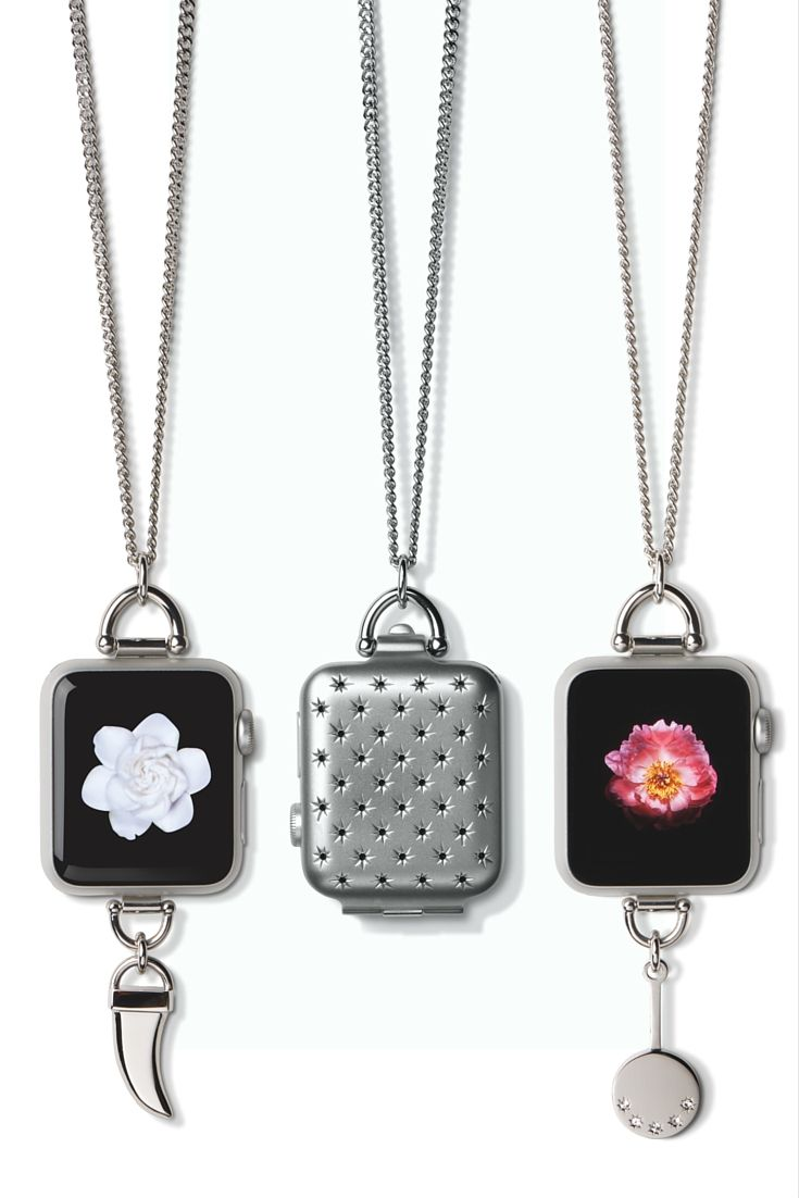 discreet way to starburst pin a watch apple your locket wear lockets for the