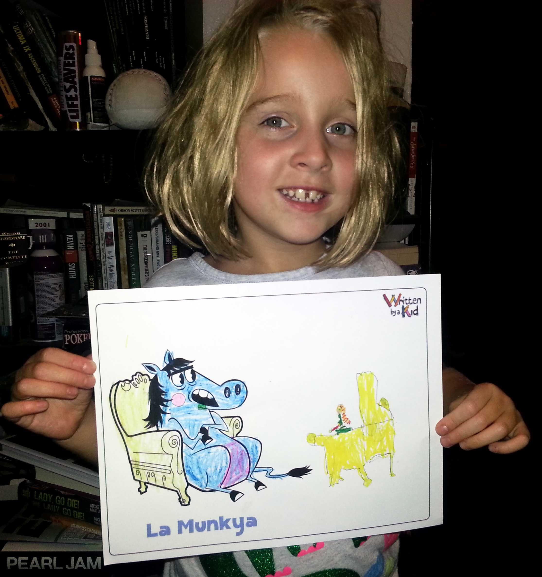 Zoe B. Age 6