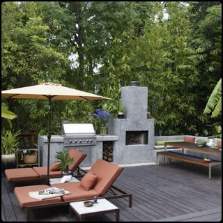 outdoor braai design ideas - Google Search