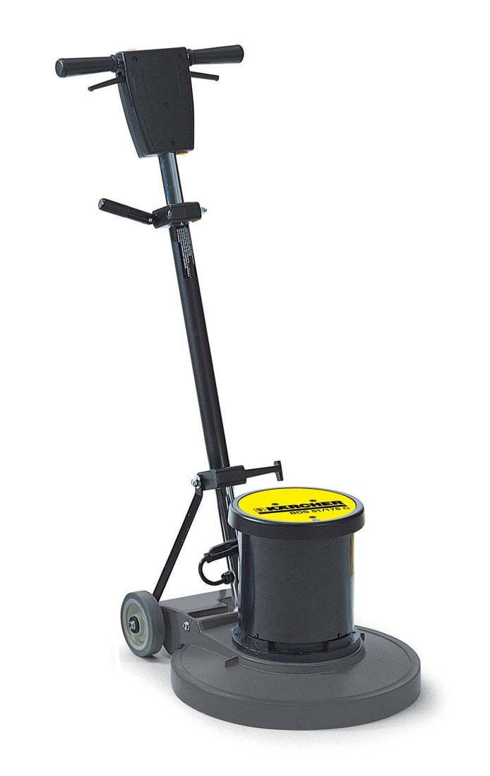 Karcher S Bds 51 175 300 C 20 Commercial Floor Machine A 20 Powerful Dual Speed Floor Machine For Buf Cleaning Equipment Commercial Flooring Floor Machine