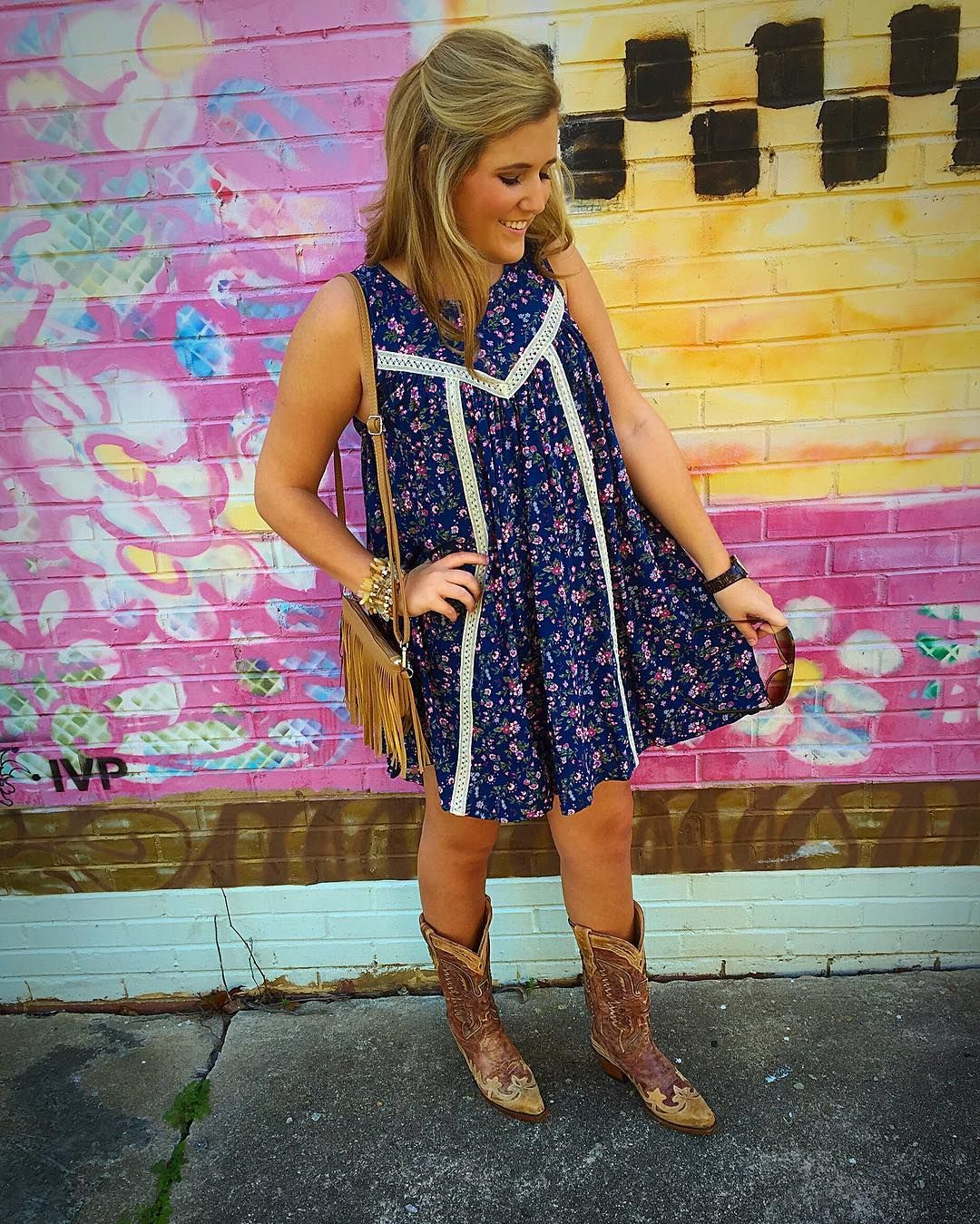 Outfits Summer with cowboy boots best photo