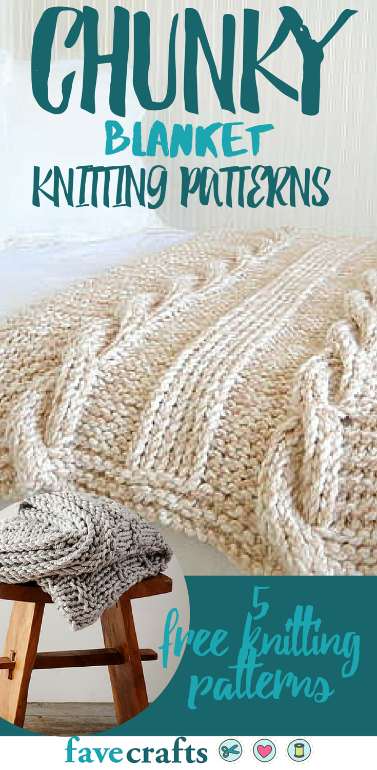Blanket Knitting Patterns