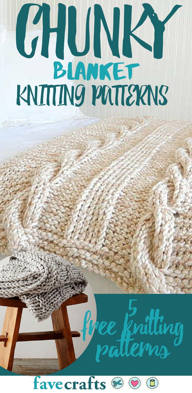 Extra Chunky Gratitude Blanket Blanket Knitting Patterns Chunky