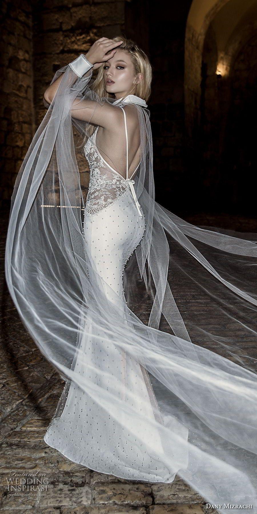 Elegant mermaid wedding dresses  Dany Mizrachi Spring  Wedding Dresses u ucJerusalemud Bridal