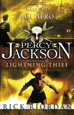 the lightning thief percy jackson and the olympians 1 percy