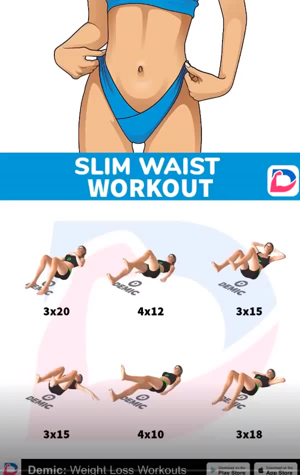 Best Tips Slim Waist Workout Pushfit® 9 Exercises in 1 Push-up Board~#workout #homeworkout #fitness...