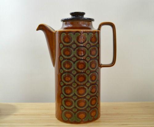 Hornsea Coffee Pot
