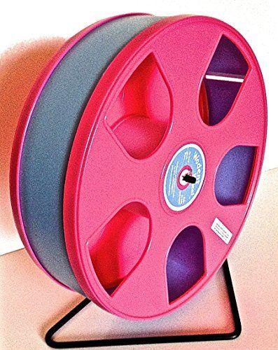 """Wodent Wheel Sugar Glider/Hamster 11"""" Diameter w. Safety"""