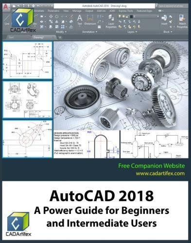 Autocad 2018 A Power Guide For Beginners And Intermediate Users