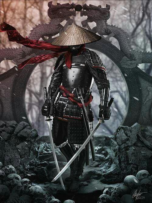 Resultado de imagem para ronin samurai mentality | Samurai ...