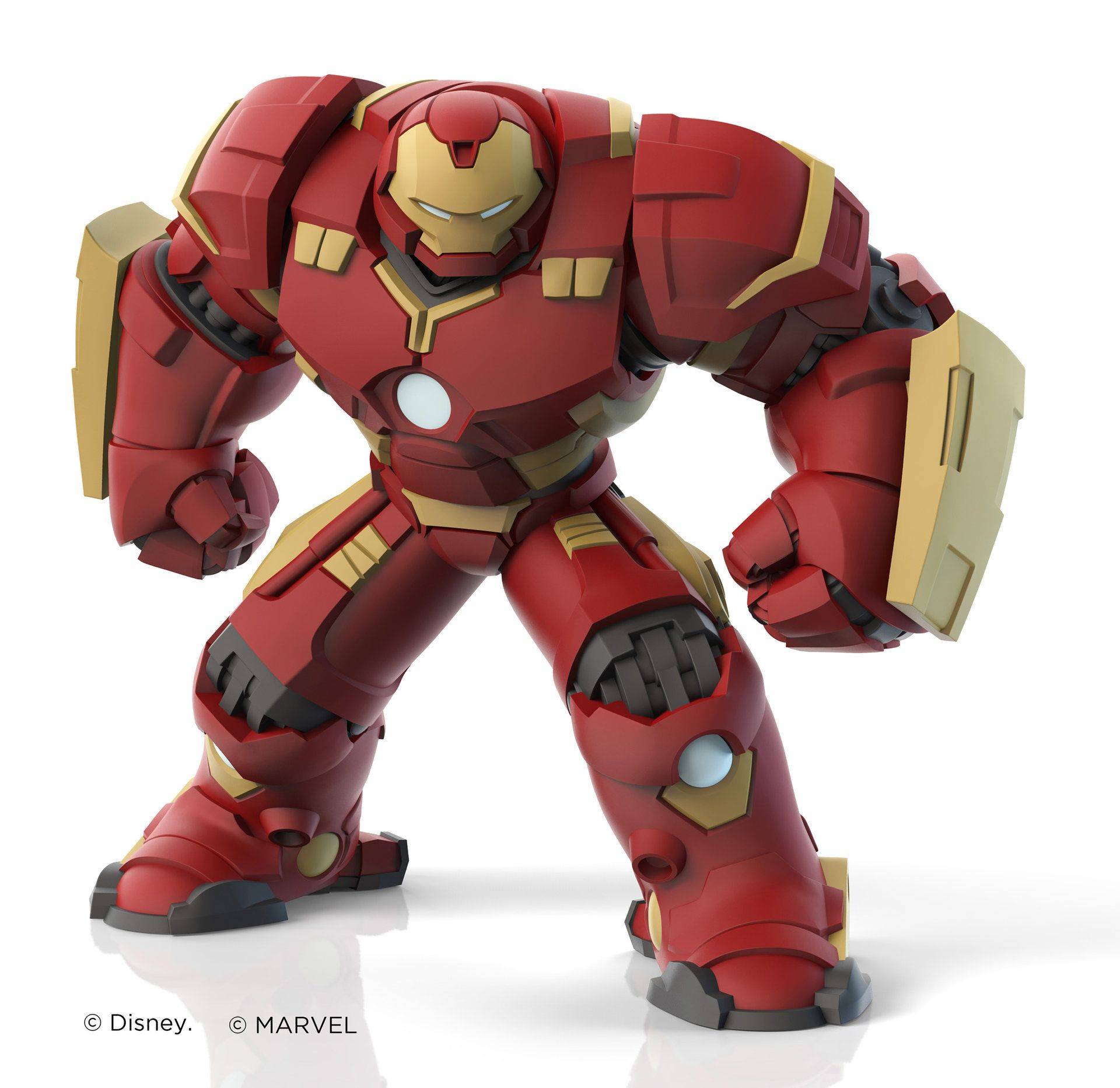 figurine disney infinity 3.0 hulk buster