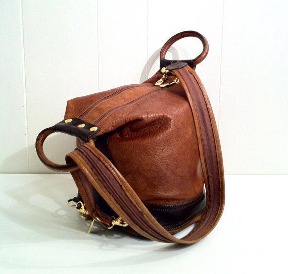 Valentina Italian Leather Handbag In Pell Equestrian Horsebit Style