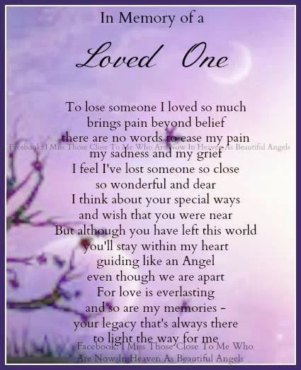 Pin By Grace Blessed On Quotes And Stuff Missing My Husband Funeral Poems Anniversary Quotes