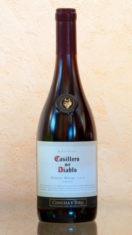 Concha y Toro Casillero del Diablo Pinot Noir Reserva