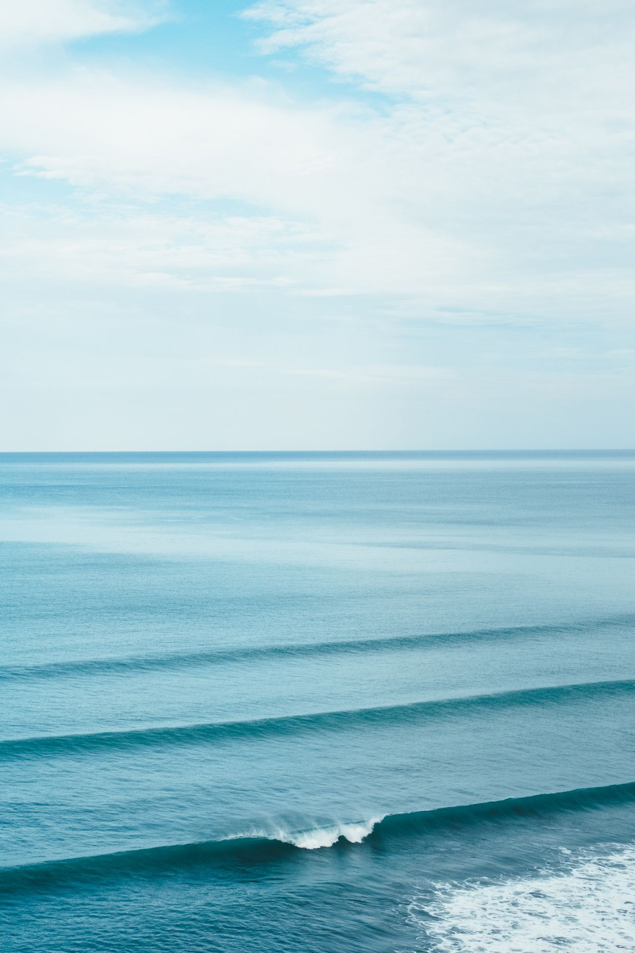 Pin Kevin Williams Perspective Ocean Beach Waves