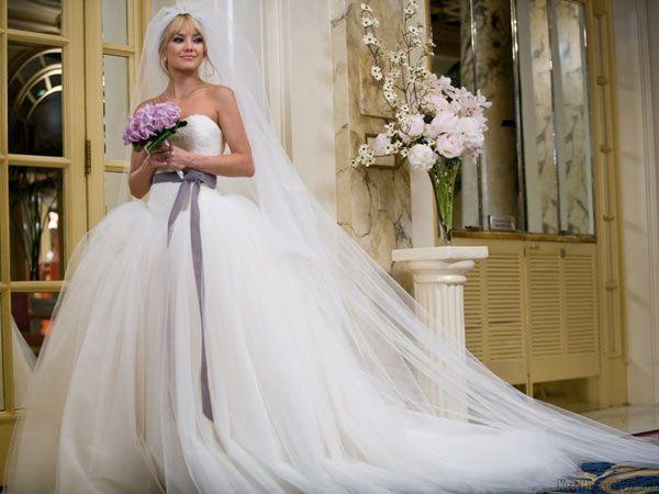 Top 7 Designer Wedding Gowns From The Movies Vestidos De Noiva
