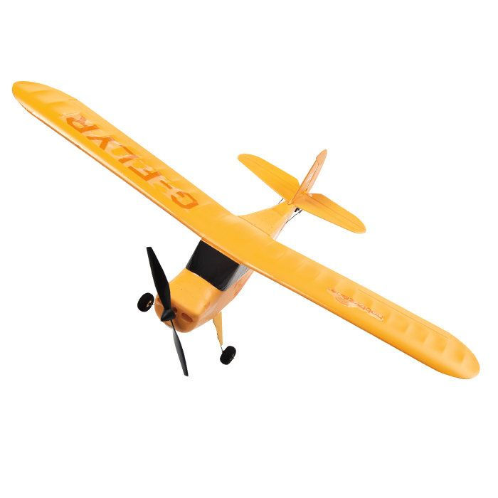 Champ Outdoor Remote Control Plane Now any beginner can fly like an